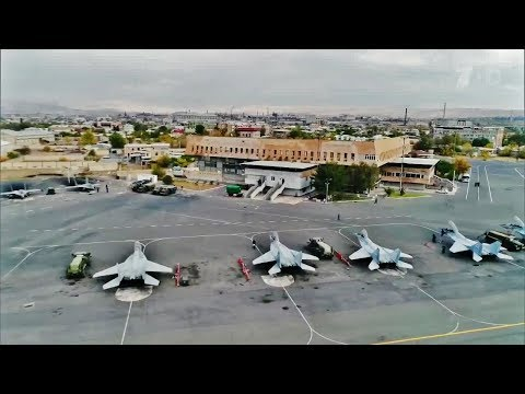 Российская 3624-я авиабаза,Ереван, Эребуни/Russian 3624th Air Base, Erebuni, Yerevan, Armenia.