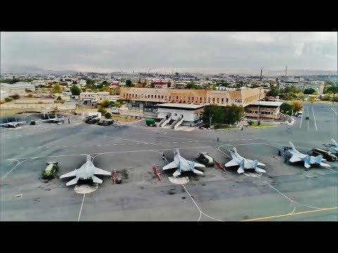 Российская 3624-я авиабаза,Ереван, Эребуни/Russian 3624th Air Base, Erebuni, Yerevan, Armenia.