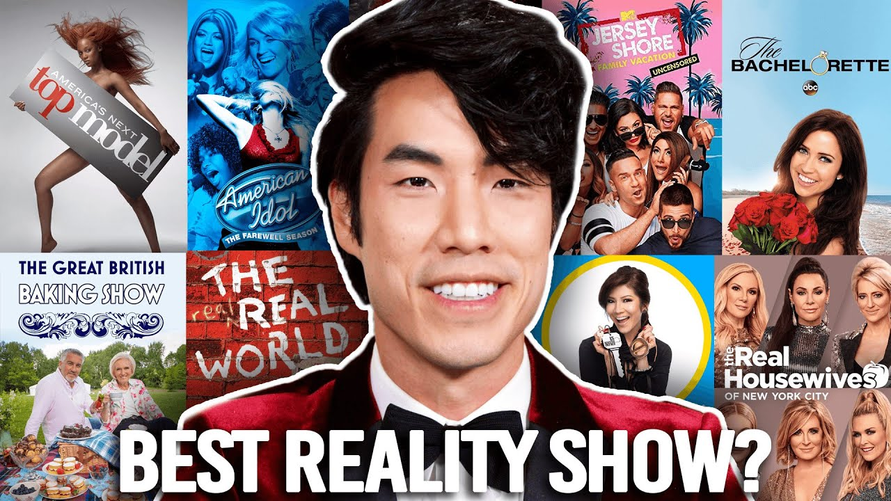 Eugene Ranks The Most Popular Reality TV Shows
