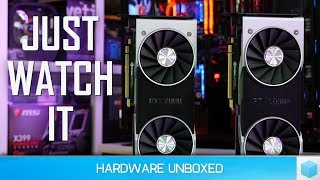 GeForce RTX 2080 & 2080 Ti Review, I Was WRONG!