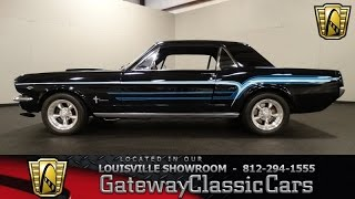 1965 Ford Mustang -  Louisville Showroom -  Stock # 1272