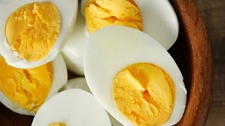 Why You Should Be Adding Butter To Your Hard-Boiled Eggs