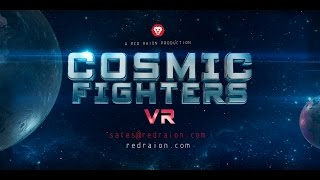 Cosmic Fighters VR