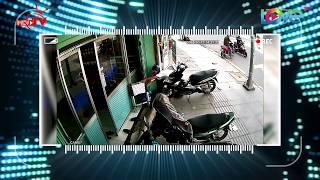 Những vụ trộm XUI XẺO bị bắt không trượt phát nào