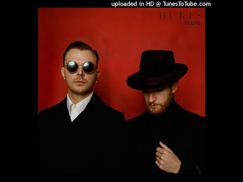 Hurts - Desire (2nd Snippet Track) 2017!