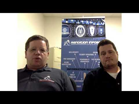 Jake and Brandon from Rendition Infosec talk about SB315