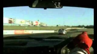 IP Round 1 race 2 BMW E30 Barbagallo long circuit.avi