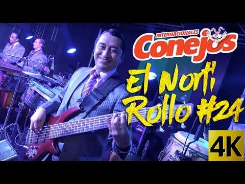 Internacionales Conejos - El Norti-Rollo # 24 4K Asi Soy Yo, La Eche en un Carrito, Quiereme