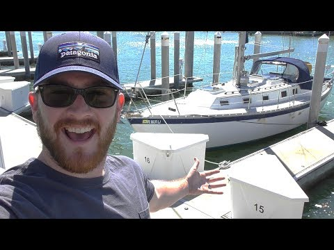 36. I QUIT MY JOB! - One Step Closer to Sailing the World | Learning the Lines - DIY Sailing