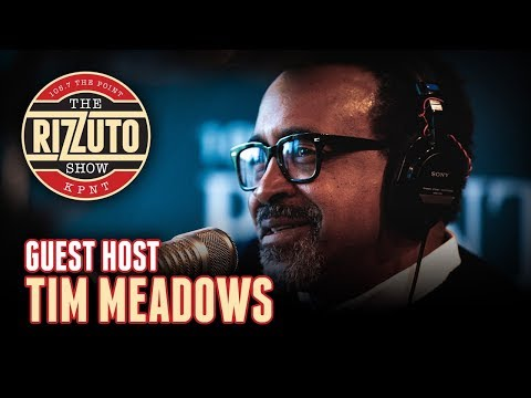 Tim Meadows on Beastie Boys connection, Walk Hard, Schooled [Rizzuto Show]