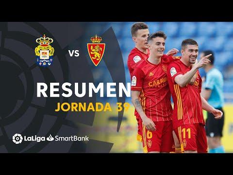 Las Palmas Zaragoza Goals And Highlights