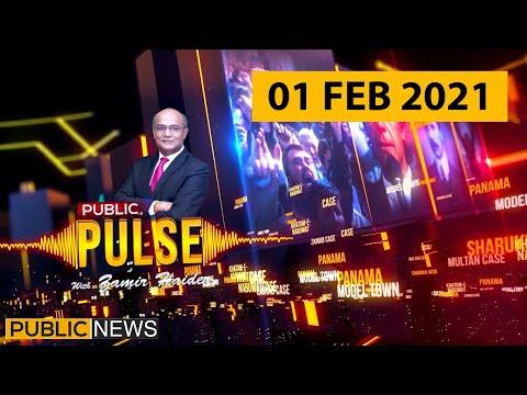 Public Pulse - Monday 1st February 2021
