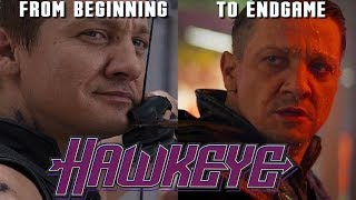 From Beginning to Endgame: The Story of Hawkeye