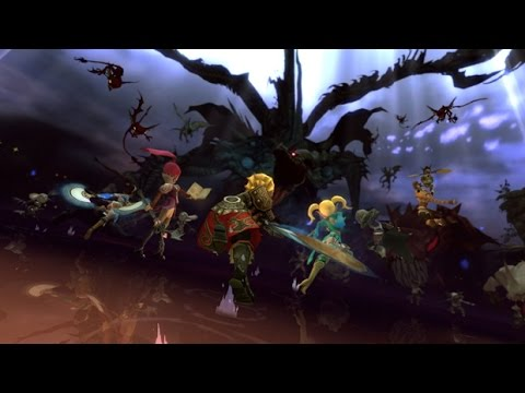 Black Dragon Nest – Light Moonlord Gameplay (Lv80 – DNSEA Springwood)