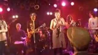 RULE SOUND BRASSレコ発東京2DAYS 2007年4月14日(土)高田馬場CLUB PHASE.