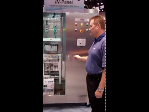 Automation Fair 2011 - Control Panel Solutions