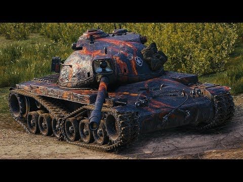 World Of Tanks AE Phase I - 5 Kills 9,4K Damage
