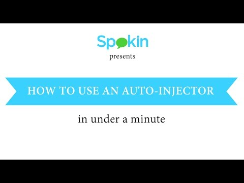 How To Use An Epipen In Under A Minute Youtube