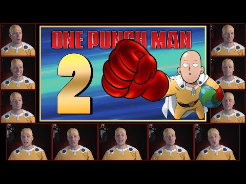 One Punch Man - Season 2 Opening  (Acapella Cover)