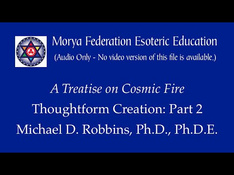 Thoughtform Creation Part 2