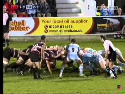Pirates Vs Worcester Warriors 11th May 2011.avi