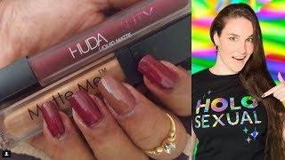 Lipstick Nail Polish? #SimplyRecreateMe #SimplyNailogical