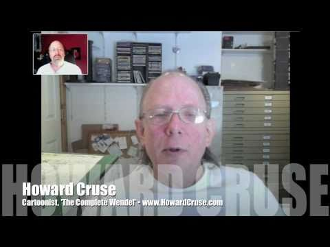 Howard Cruse advocated for gay rights in Wendel INTERVIEW 1/2