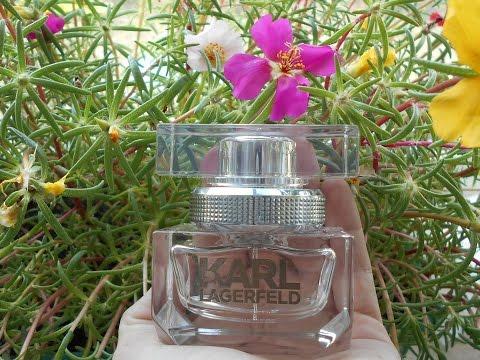 Парфюмерная вода KARL LAGERFELD моя любовь!!!!
