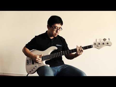 LP Septet Cumulus Bass Cover By Ming