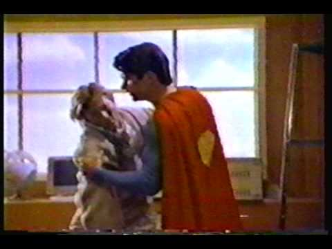 SUPERBOY SAVES LEX LUTHOR (the famous lab scene).