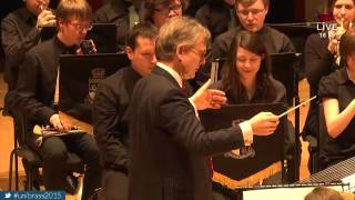 Fire in The Blood - Warwick at UniBrass 2015