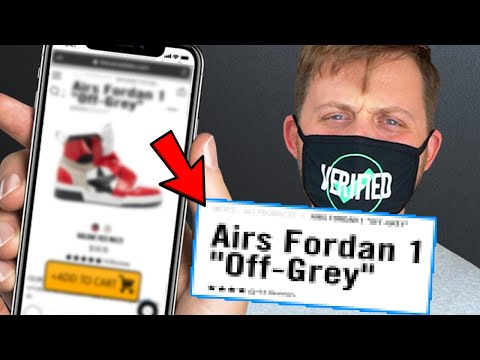 This Designer Can't Stop Selling FAKE Sneakers *EXPOSED*