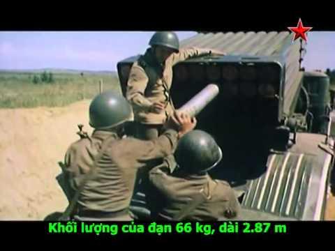 Hệ thống phản lực phóng loạt BM-21 Grad(Mưa đá)