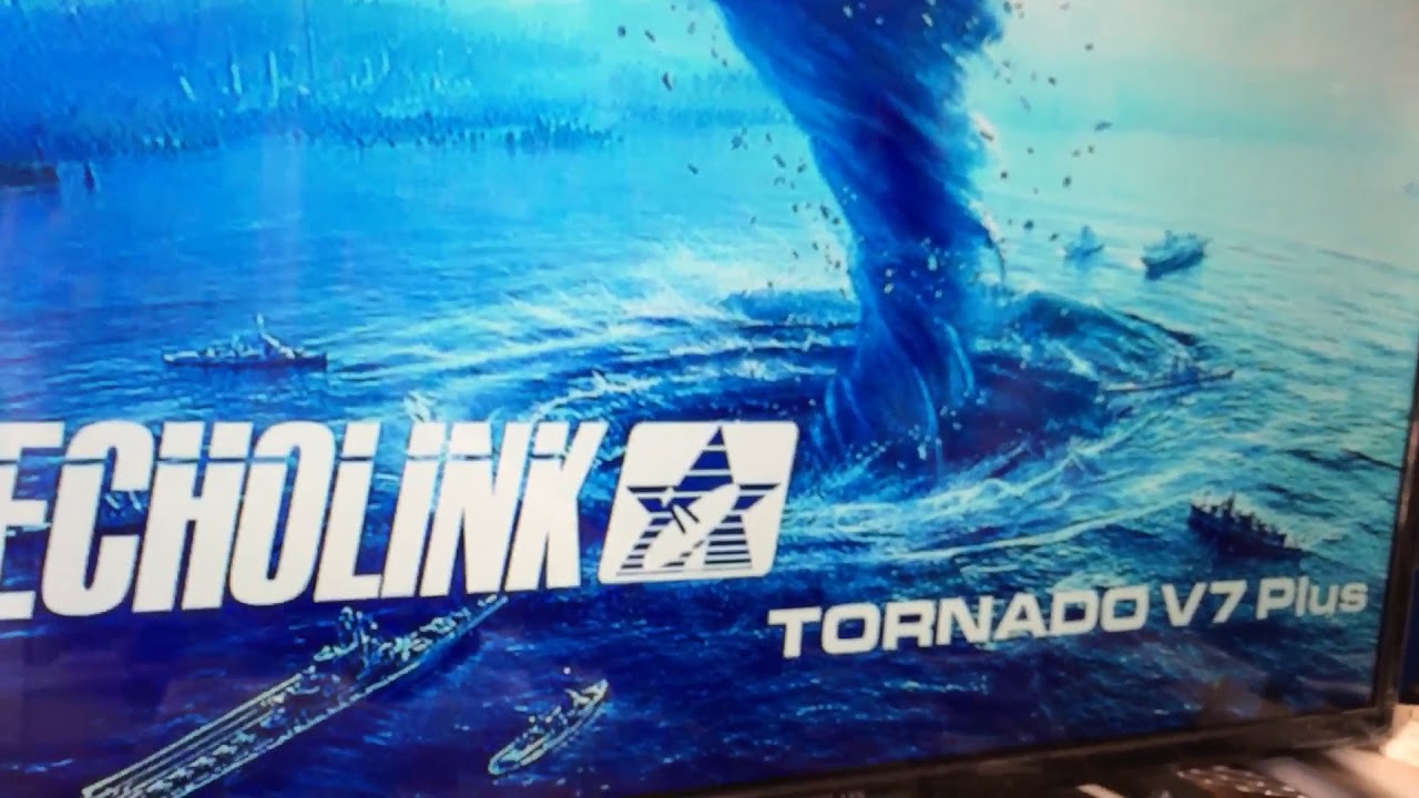 flash echolink tornado v7 plus