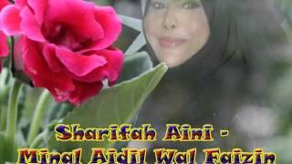 Video Sharifah Aini - Minal Aidil Wal Faizin download MP3, 3GP, MP4, WEBM, AVI, FLV Agustus 2018