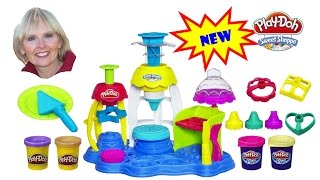 ♥♥ Play-Doh Frosting Fun Bakery Playset
