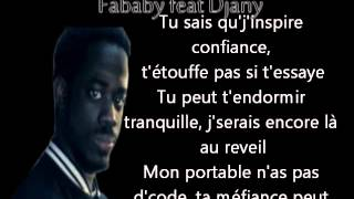 Fababy feat Djany - Oublie ton ex