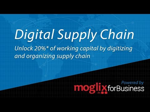 Benefits of Digital Supply Chain | Hour Long descriptive web