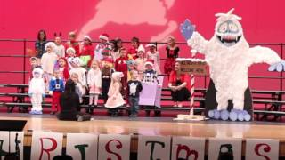 Absorbment Minds Montessori Christmas Play 2015