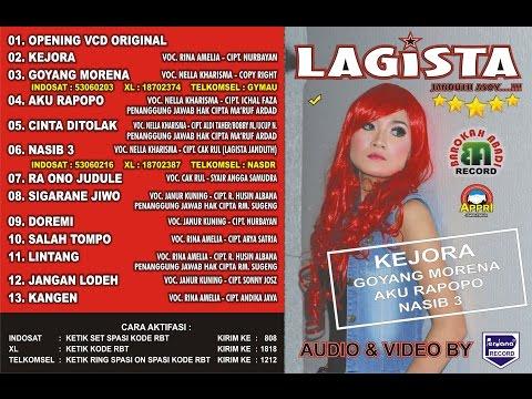 Nella Kharisma - Goyang Morena - Lagista [ Official ]
