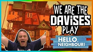 Act 3 Baby!! | Hello Neighbor Final Release EP-8 | We Are The Davises Gaming