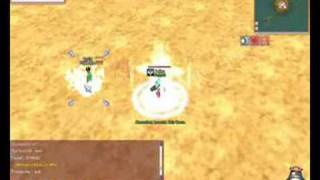 funny rm doing shit in pvp arena