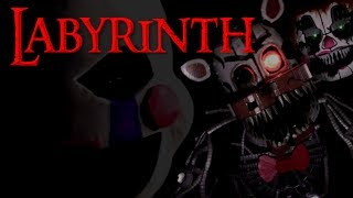 Labyrinth by CG5 | Live-Action FNAF Music video