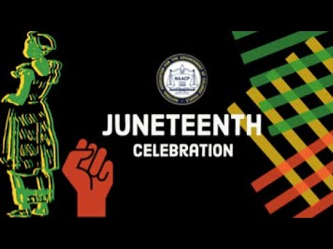 State College First Annual Juneteenth Celebration