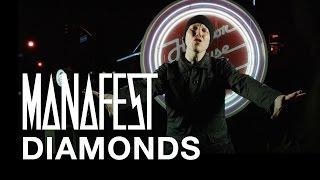 Diamonds Manafest - Featuring Trevor McNevan of Thousand Foot Krutch (Official Music Video)