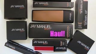 Brands: Jay Manuel Beauty Reviews