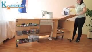 видео Купить оверлок и швейную машину