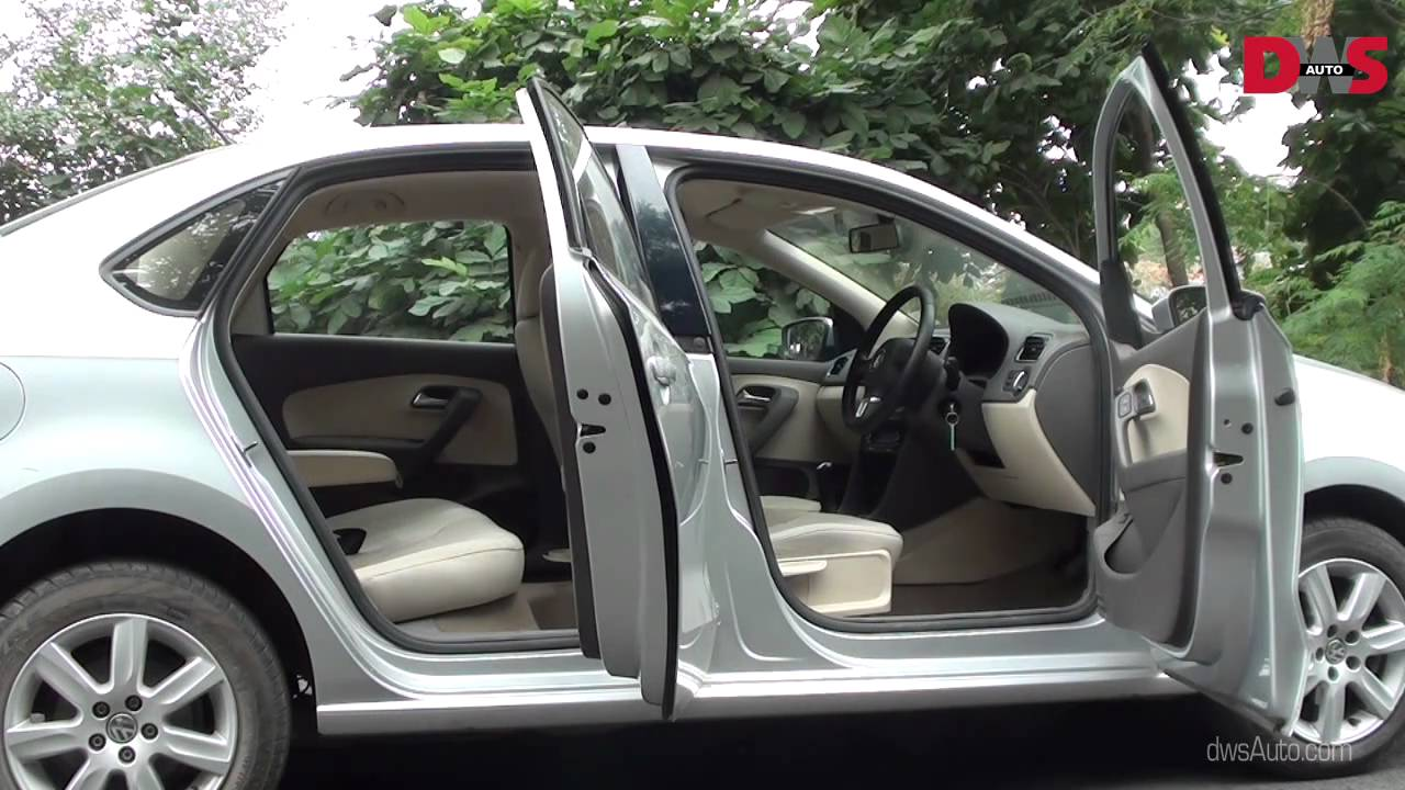Volkswagen Vento 1.6 L CR Diesel Highline - YouTube