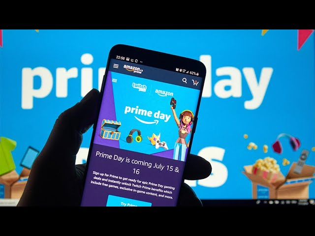 Amazon Delays Prime Day Until October Amid Surge in Demand (with Erin Sykes)