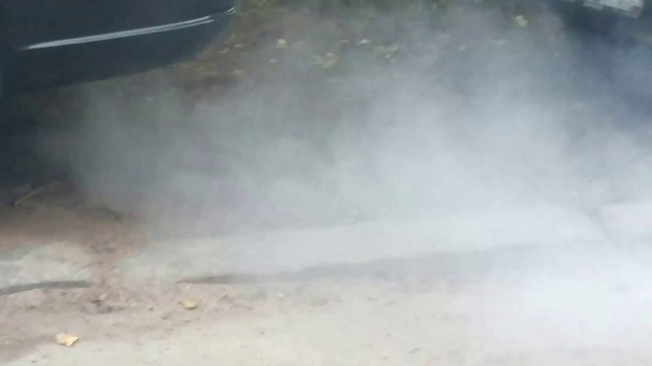 раскоксовка двигателя volkswagen polo видео